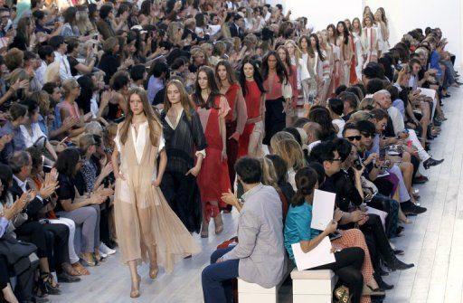 Fashion week parisienne : éblouissante édition
