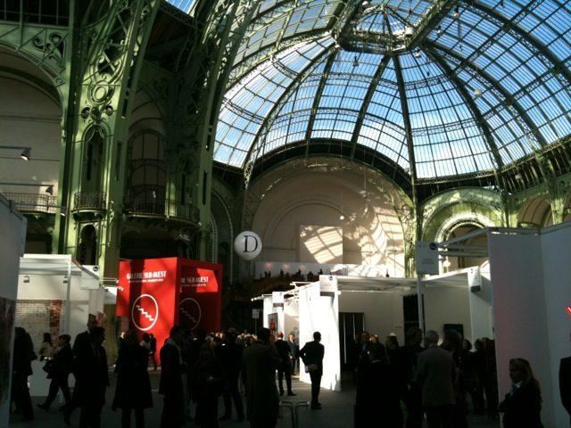 Fiac : une 38e édition verte et zen au Grand Palais et hors les murs