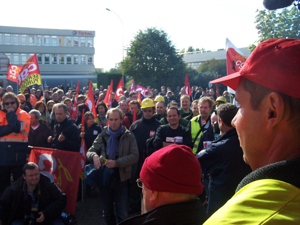 Documentaire : Grandpuits et petites victoires revient sur les grèves de l'automne 2010
