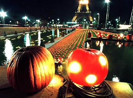 Où fêter Halloween à Paris ?