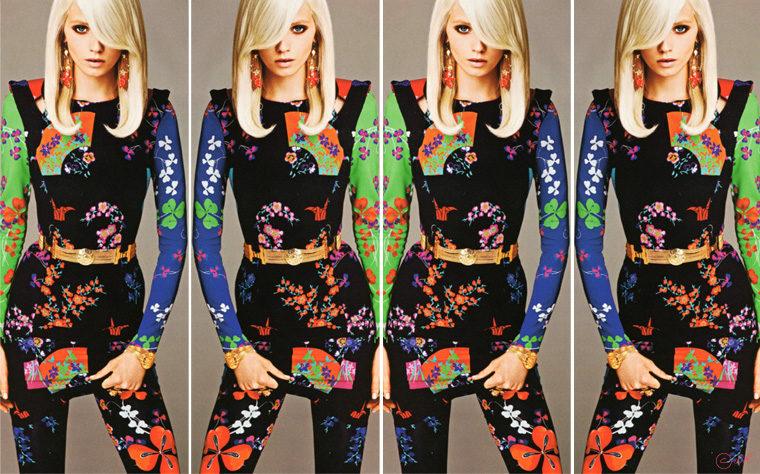 Versace pour H&M : collection dévoilée