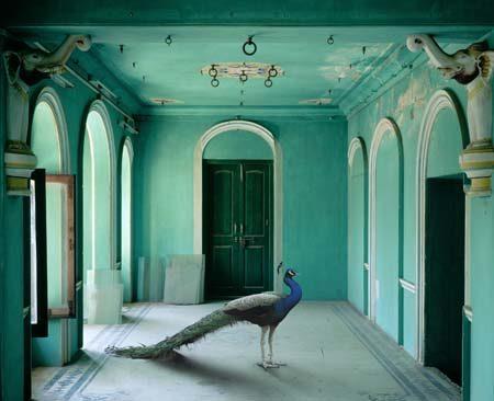Transmigrations : India Song et Villa Savoye, par Karen Knorr.