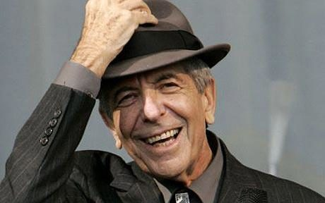 Un nouvel album pour Leonard Cohen, la tracklist de Old ideas