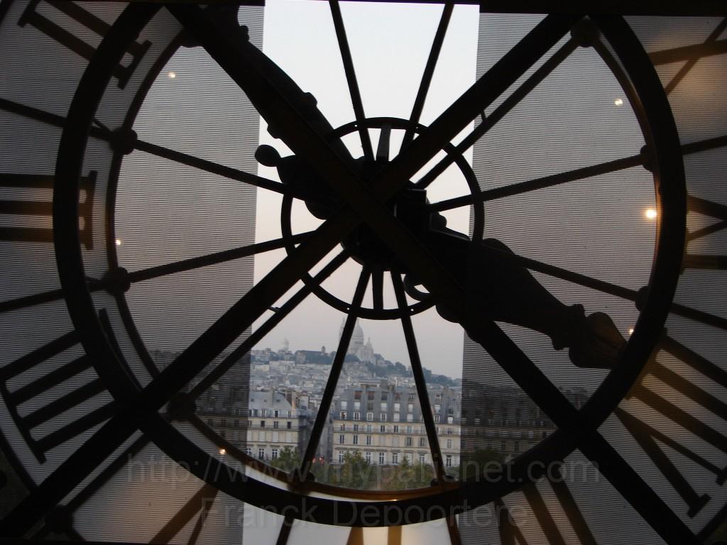 Orsay fermé !