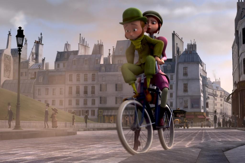 Un monstre à Paris, le dessin animé au coeur du Paris de la Belle époque qui ravira petits et grands