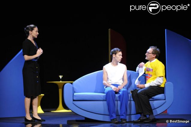 youri photo du spectacle pure people
