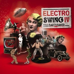 Gagnez 5 compilations Electro swing 4 !