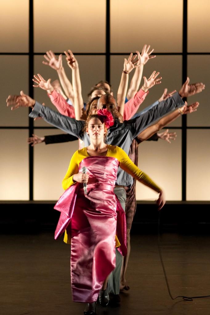 Sylvain Groud fait danser le lyrique avec ses Héros Ordinaires