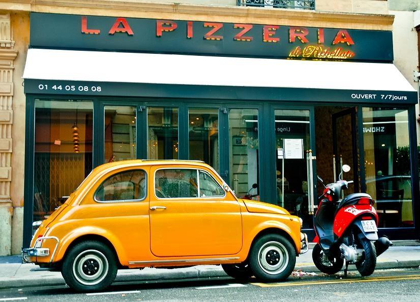 Pizzeria Rebellato, un goût d'Italie authentique