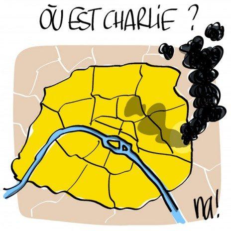 Qui veut la peau de Charlie Hebdo ?