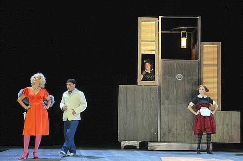 La Folie Sganarelle, Molière et Claude Buchvald pour un spectacle très contemporain