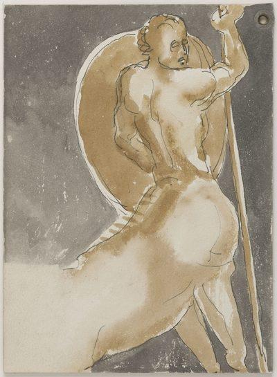 Antoine Bourdelle…Que du dessin