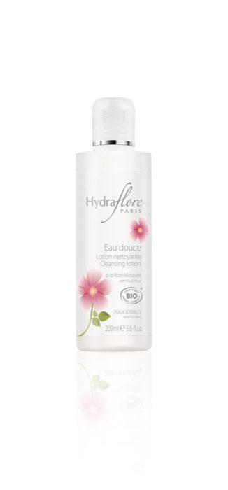 On aime : L'eau douce à la rose musquée d'Hydraflore