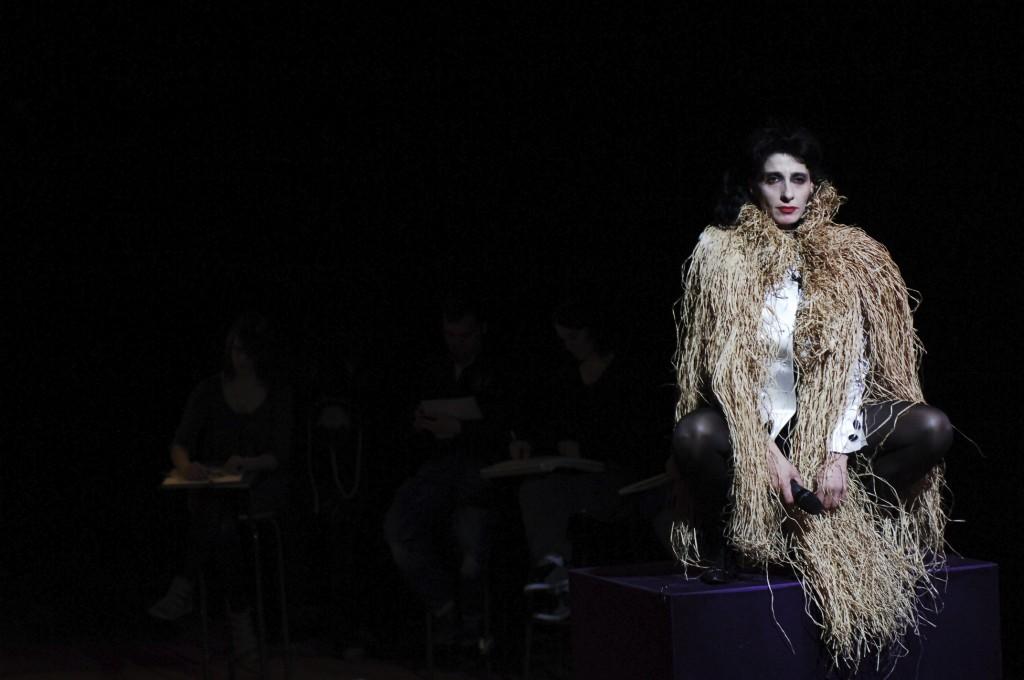Live report : Claudia Triozzi explore le vivant