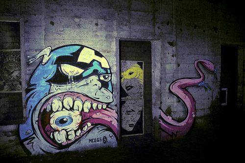 Une galerie street art secrète sous Paris ?