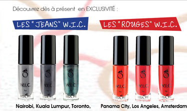 On a testé : Le vernis à ongles W.I.C by Herôme