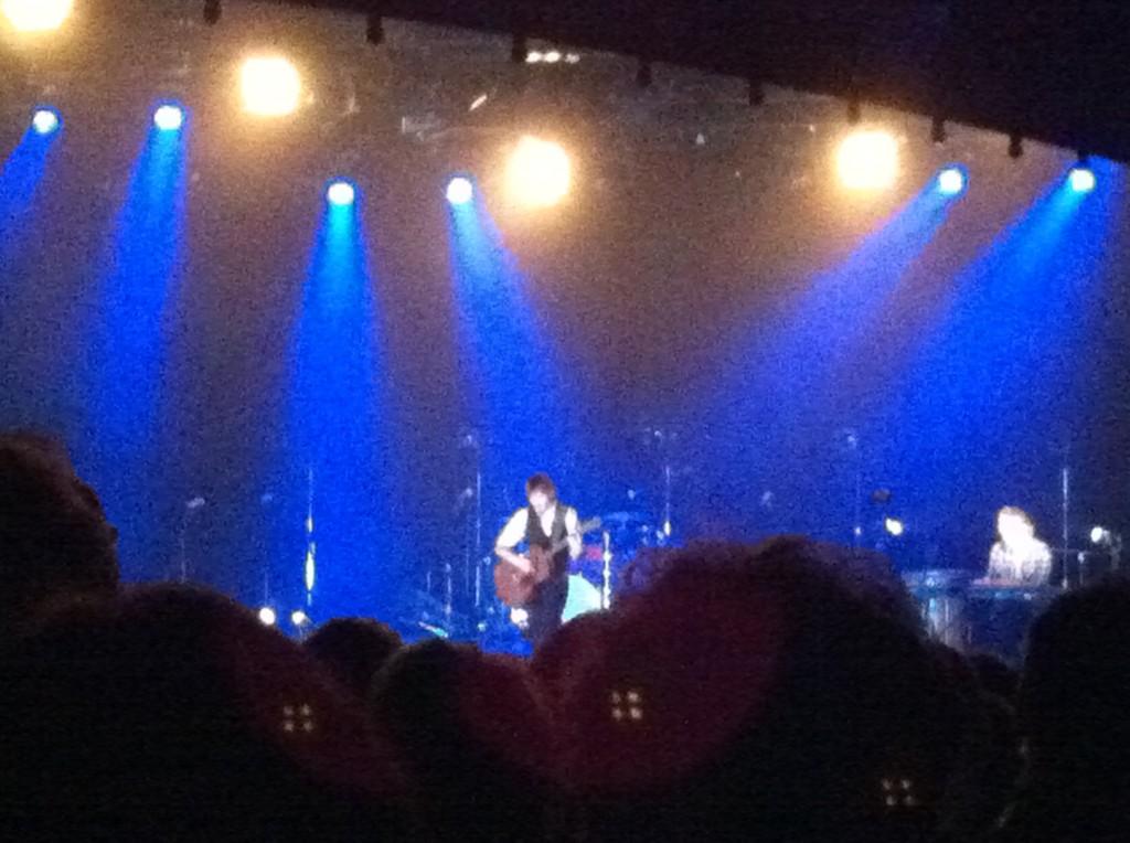 Live Report : Puggy à l'Olympia (17/11/2011)