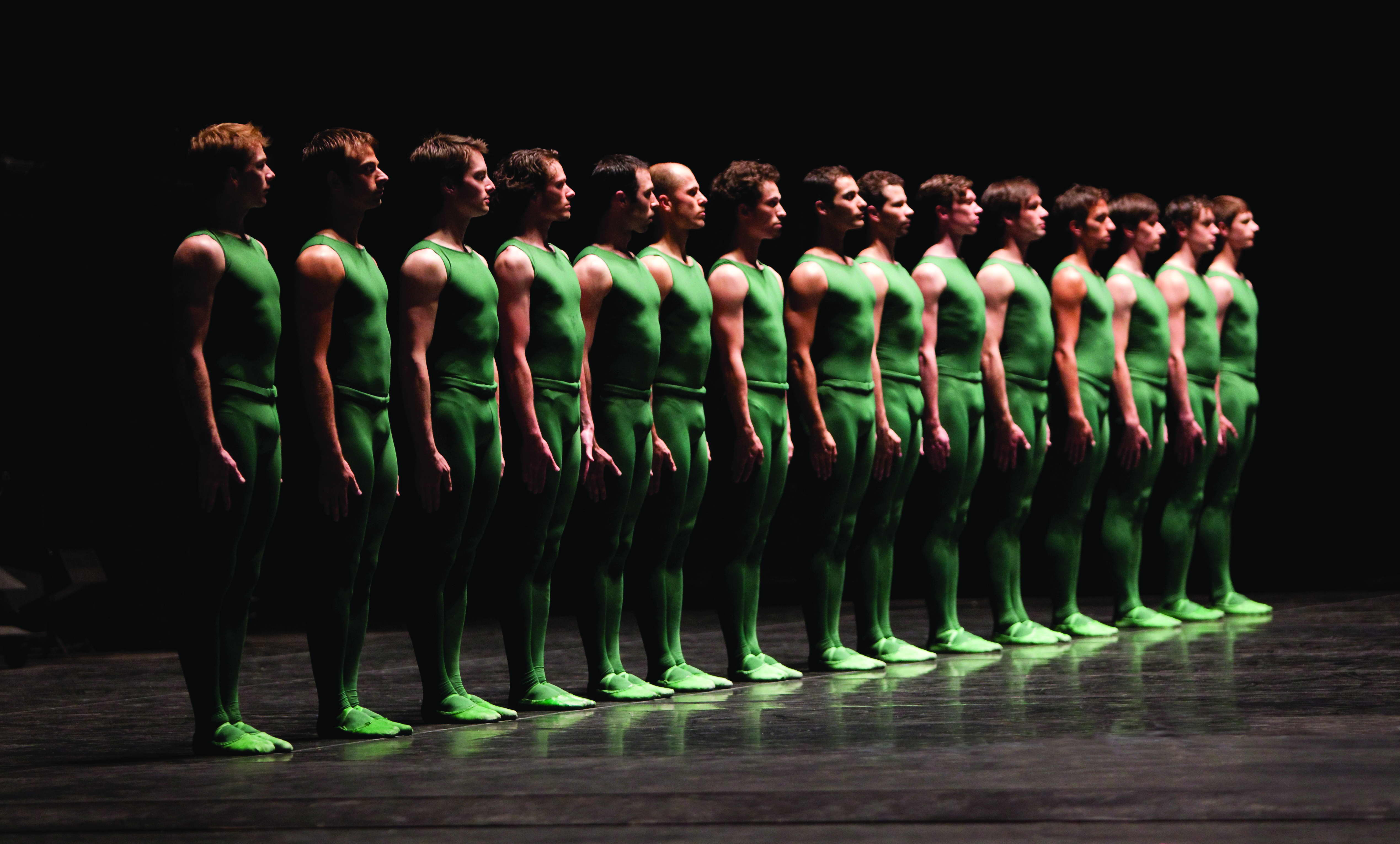 Artifact, The Royal Ballet of Flanders 2009