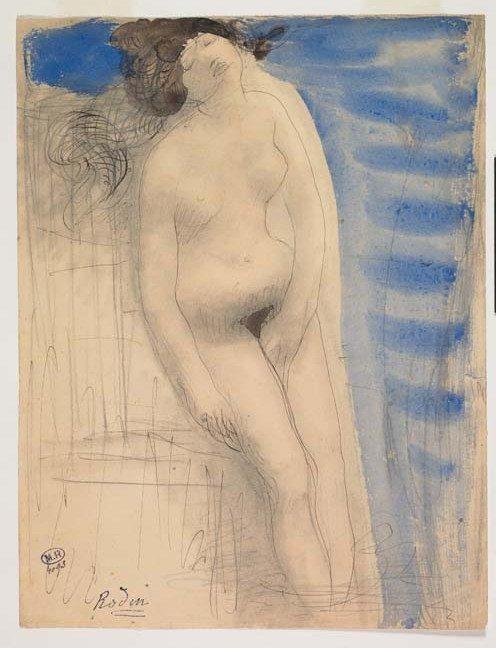 Le corps célébré. « Rodin, 300 dessins »