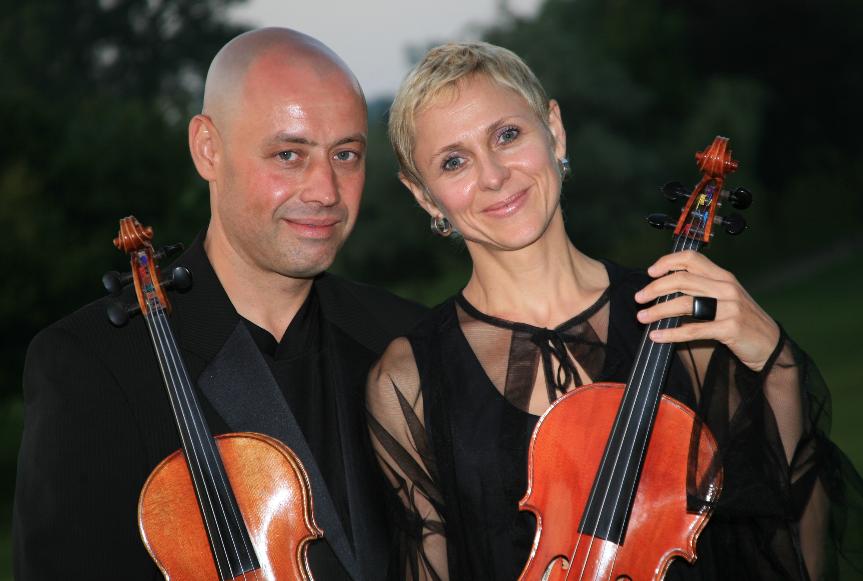 Mozart en concert à l'American Center For the Arts
