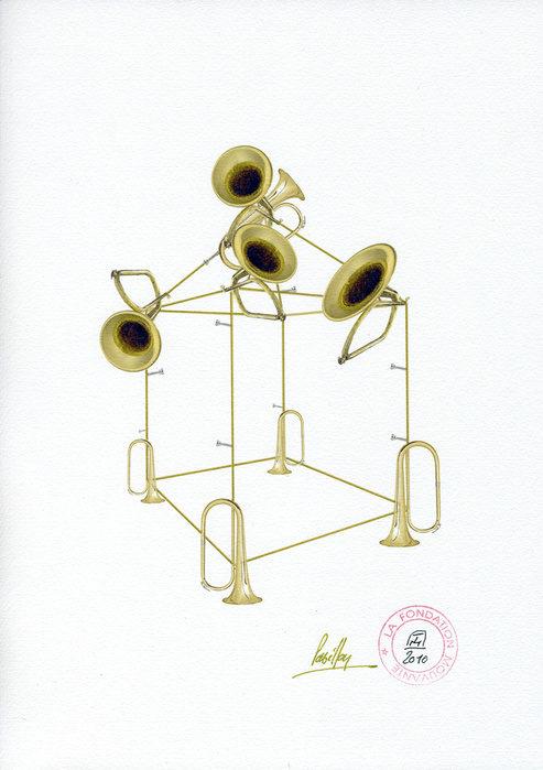 Anicroches : quand la création interroge le son à l'espace culturel Louis Vuitton
