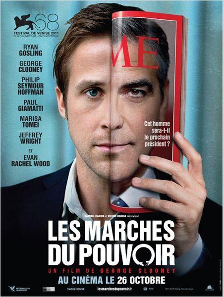 Séance de rattrapage: les Marches du Pouvoir de Clooney, thriller politique efficace mais superficiel