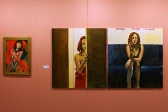 Les artistes de la Mairie de Paris exposent leurs oeuvres jusqu'au 10 décembre