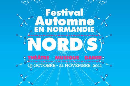 Le festival d'Automne en Normandie met le cap au Nord !