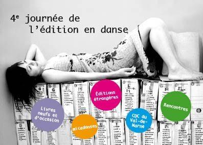 La 4e Journée de l'édition en danse aura lieu le 3 décembre