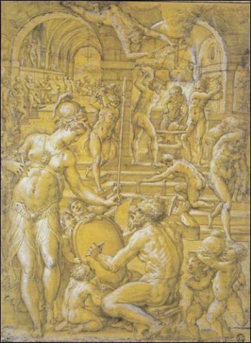Giorgio Vasari : Les dessins du Louvre