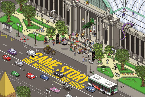 Game Story au Grand Palais
