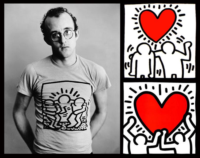 Keith Haring, un artiste victime du sida