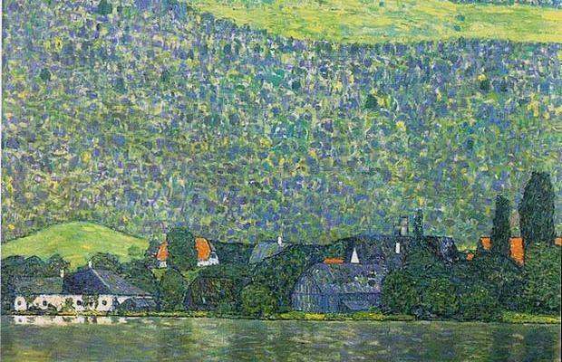 Klimt : un paysage du peintre vole la vedette à Renoir, Pissaro et Picasso