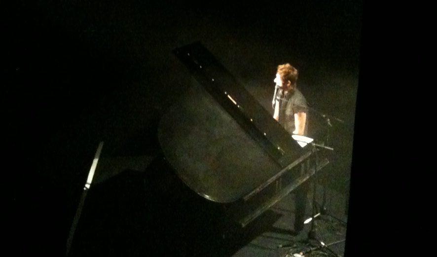 Live-report : Pierre Lapointe emporte le Café de la Danse (14/11/2011)
