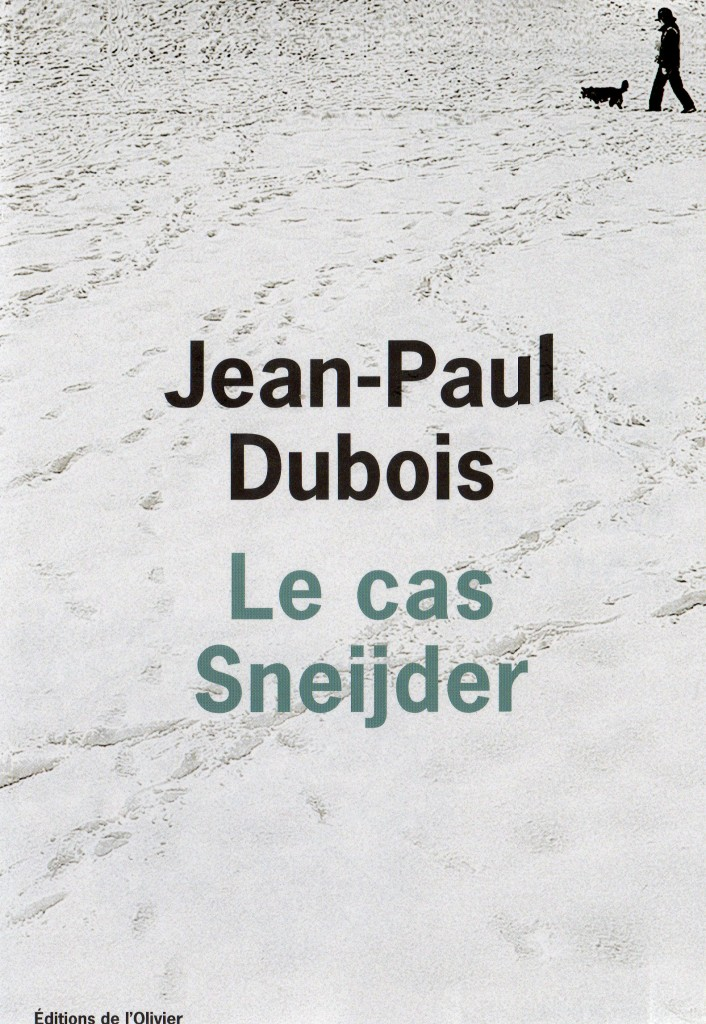 Jean Paul Dubois signe un captivant Cas Sneijder