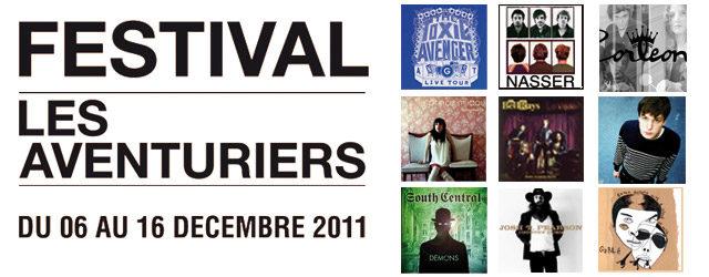 Festival les aventuriers : Fontenay-sous-Bois en mode rock et electro pop