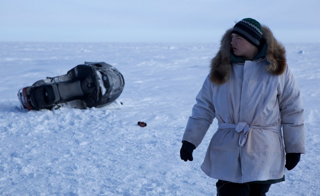 Gagnez 5×2 places pour On the Ice de Andrew Okpeaha MacLean