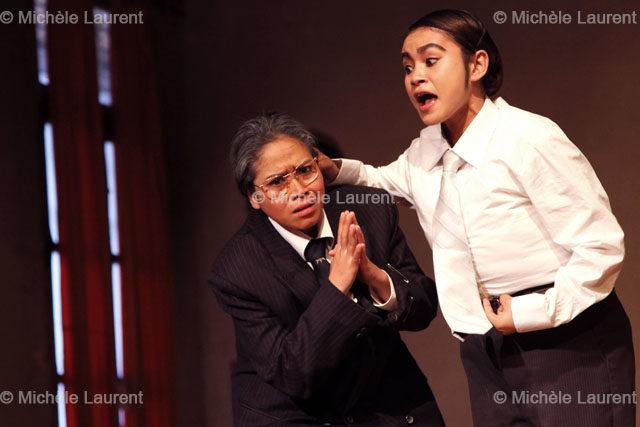 L'histoire terrible mais inachevée de Norodom Sihanouk : la tragédie du Cambodge en Khmer sur la scène du Théâtre du Soleil