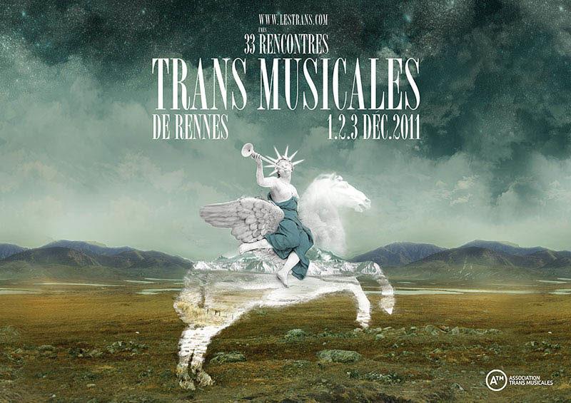 Les 33èmes Rencontres Trans Musicales de Rennes auront lieu du 1er au 3 décembre