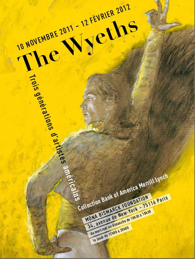 Gagnez 3×2 places pour The Wyeths à la Fondation Mona Bismarck