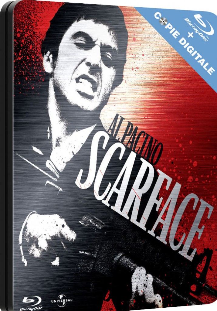 Gagnez 1 coffret Scarface collector