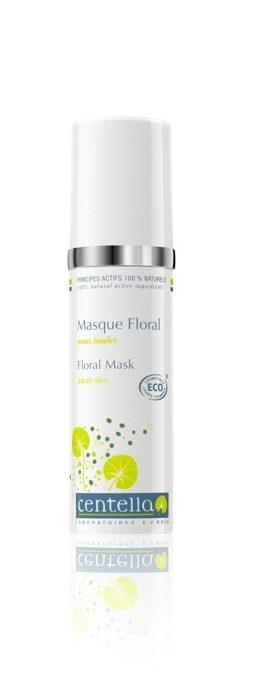 Masque floral Centella : un doux cocktail végétal pour votre peau