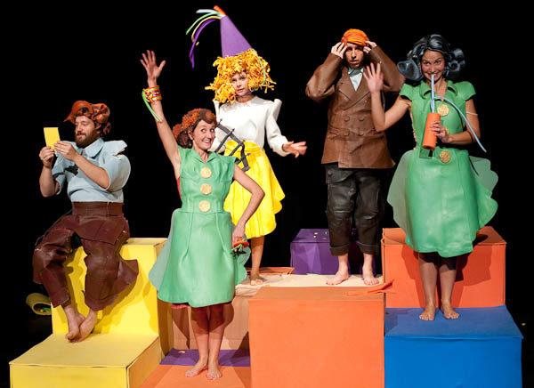 L'écume des jours au Théâtre de Belleville