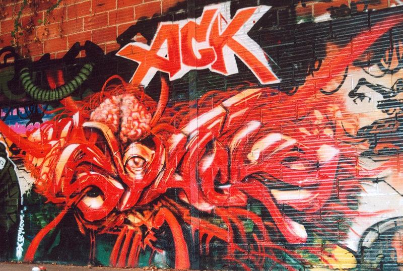 Petite et grande histoire du graffiti