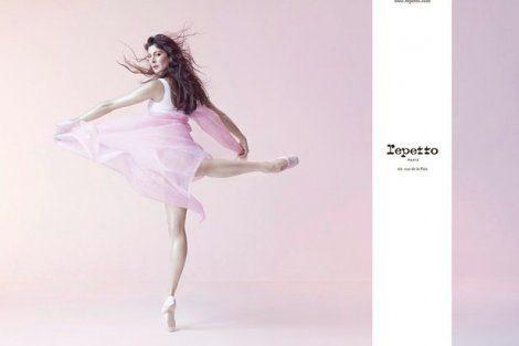 La marque Repetto lance son premier parfum féminin
