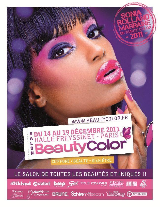 Beauty Color, le premier salon dédié aux femmes noires et métissées