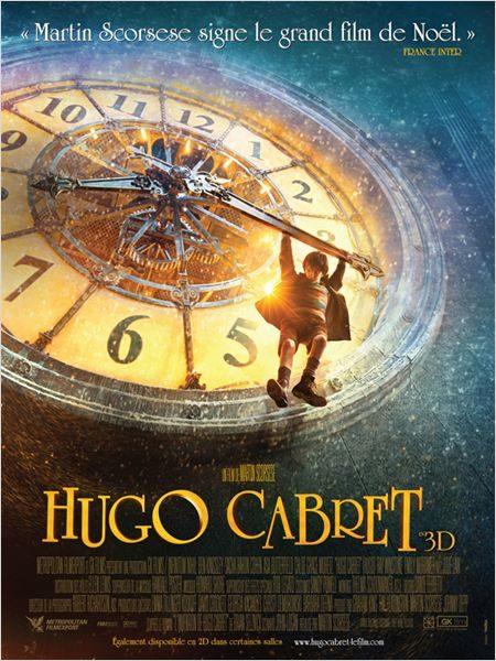 Hugo Cabret: Scorsese s'adonne au film familial. En apparence…