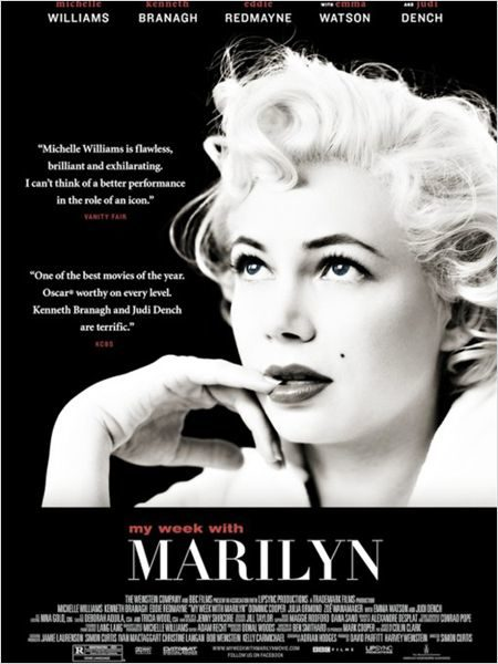 My week with Marilyn: Michelle Williams en état de grâce