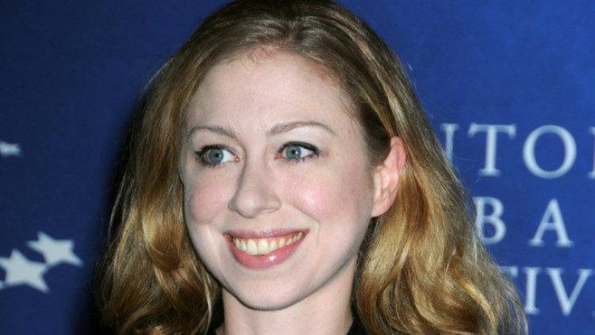 Chelsea Clinton, apprentie journaliste