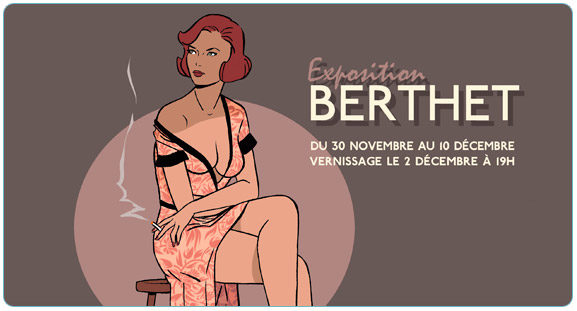 Exposition Berthet